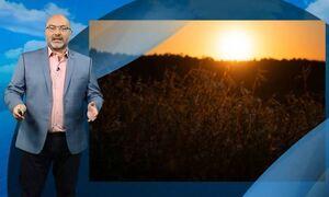 Καιρός- Αρναούτογλου: Αφόρητη ζέστη και την Παρασκευή (25/6) – Νέο κύμα καύσωνα από την Τρίτη (29/6)