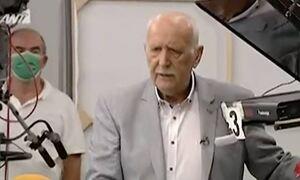 Γιώργος Παπαδάκης: «Λύγισε» όταν θυμήθηκε την εικονολήπτρια Μαίρη Μάτσα