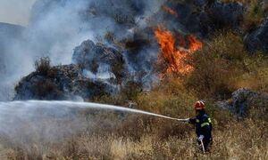 Φωτιά ΤΩΡΑ στο Βαρνάβα