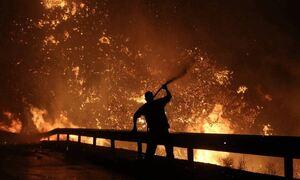 Φωτιά ΤΩΡΑ στην Αττική: Νέα πυρκαγιά στον Ασπρόπυργο - Πού σημειώθηκε διακοπή κυκλοφορίας