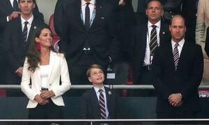 Euro 2020: «Τρελάθηκε» στο γκολ της Αγγλίας ο γιος του πρίγκιπα Ουίλιαμ!