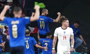 Euro 2020: Πρωταθλήτρια Ευρώπης η Ιταλία! - Έκλεισε το... σπίτι της Αγγλίας στα πέναλτι