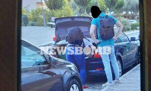 Φωτογραφίες - ντοκουμέντο από το σπίτι «φυλακή» στην Ηλιούπολη: Είχε συνεργούς ο αστυνομικός;