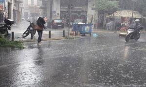 Καιρός: Στην Ελλάδα η «ψυχρή λίμνη» με ακραία φαινόμενα-Πού θα εκδηλωθούν καταιγίδες και χαλαζόπτωση
