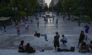 Κρούσματα σήμερα: 1.834 νέα ανακοίνωσε ο ΕΟΔΥ - 8 νεκροί σε 24 ώρες, στους 123 οι διασωληνωμένοι