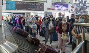 Κρούσματα σήμερα: 3.565 νέα ανακοίνωσε ο ΕΟΔΥ - 9 νεκροί σε 24 ώρες, στους 121 οι διασωληνωμένοι