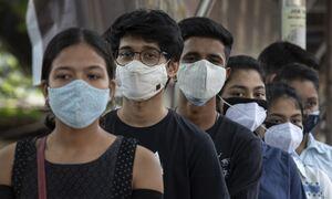 Ινδία: Τι είναι ο «μαύρος μύκητας» που δυσκολεύει τη μάχη κατά του κορονοϊού