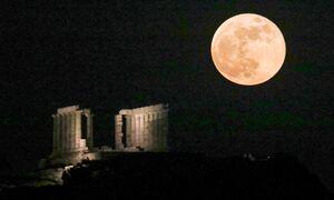 Πανσέληνος Ιουλίου: Αντίστροφη μέτρηση για το ολόγιομο φεγγάρι