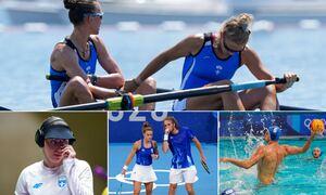 Ολυμπιακοί Αγώνες 2020: Όλες οι ελληνικές συμμετοχές της Πέμπτης