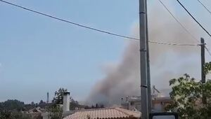 Φωτιά ΤΩΡΑ στην Αχαΐα - Εντολή για εκκένωση σπιτιών