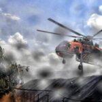 Φωτιά στην Αχαΐα: Μήνυμα του 112 στους κατοίκους 10 περιοχών για εκκένωση