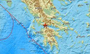 Σεισμός ΤΩΡΑ κοντά στη Ναύπακτο - Αισθητός και στην Πάτρα (pics)