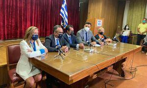 Βασίλης Κικίλιας: Το υπουργείο Υγείας με σημάδεψε πολιτικά κι ανθρώπινα - Το μήνυμα του Θάνου Πλεύρη