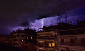 Αλλάζει το σκηνικό του καιρού: Μετά τους θυελλώδεις ανέμους έρχεται διήμερο κακοκαιρίας