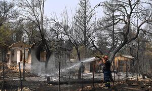Φωτιά στη Βαρυμπόμπη: Πέθανε 55χρονος εγκαυματίας μετά από 38 ημέρες στη ΜΕΘ