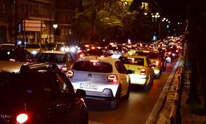 Κίνηση ΤΩΡΑ: Σε ποιους δρόμους παρατηρείται κυκλοφοριακή συμφόρηση