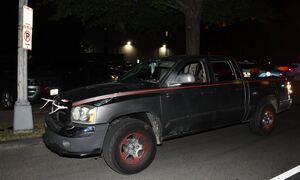 ΗΠΑ: Η αστυνομία του Καπιτωλίου συνέλαβε έναν άνδρα με μαχαίρια και ματσέτα (pics)