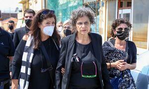 Μαργαρίτα Θεοδωράκη: Η σπάνια φωτογραφία με τη μητέρα της, 11 ημέρες μετά τον θάνατο του Μίκη