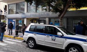 Ληστεία σε τράπεζα στο κέντρο της Αθήνας