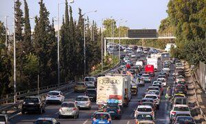 Κίνηση ΤΩΡΑ: «Κόλαση» ο Κηφισός - Ποιους δρόμους πρέπει να αποφύγετε