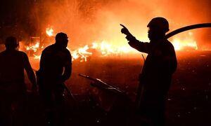 Φωτιά ΤΩΡΑ σε εργοστάσιο στον Ασπρόπυργο Αττικής - Πυκνός καπνός «πνίγει» τη δυτική Αττική