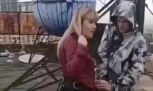 Τραγικό δυστύχημα για μητέρα 3 παιδών στο Καζακστάν: Η στιγμή της βουτιάς από 25 μέτρα χωρίς σκοινί