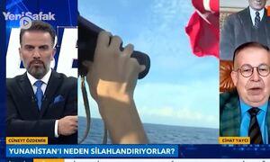 Παραλήρημα Τούρκου απόστρατου αντιναύαρχου: Δεν μπορούν να μας πολεμήσουν οι τεμπέληδες Έλληνες
